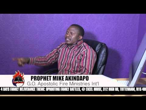 When you have no man - Prophet Mike Akindapo