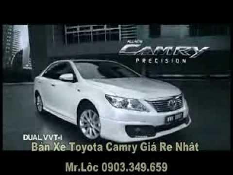 Toyota Camry tổng ưu đãi giảm đến 80 triệu. Mr.Lộc 0903.349.659