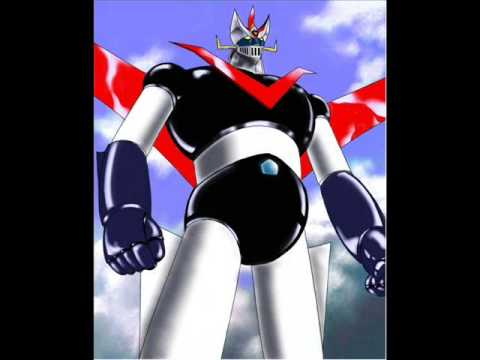 Il Grande Mazinga - Sigla italiana completa ricostruita versione TV