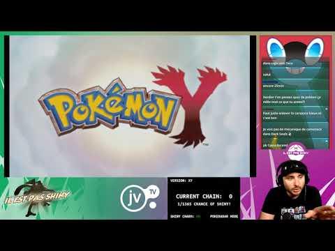 [ILESTPASSHINY#100] Pokémon XY - Pokémon LET'S GO part2