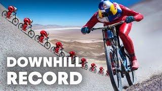 Bikers Riopardo | Austríaco quebra recorde de velocidade no MTB