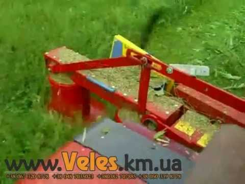 Косилка роторная Польша 1,35м.