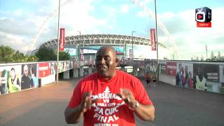 FA Cup Final – 9 Years No Trophy – WE GONNA DO THIS!!!!!!!!!