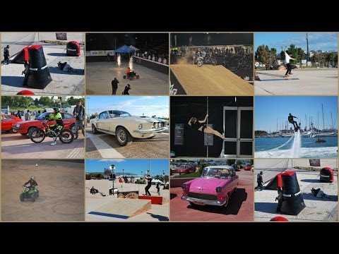 Highlights from SHOW ME Xtreme Sports 2014 ( Athens, Greece )