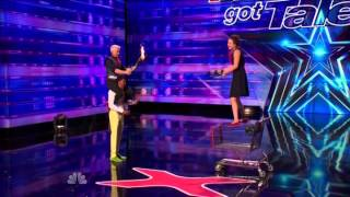 America's Got Talent 2014 Auditions Kamikaze Fireflies