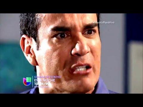 Mentir Para Vivir: Ricardo tiene sed de justicia - Avance capítulo 2