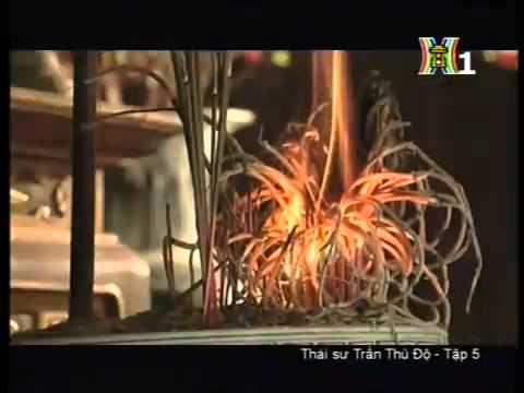Phim truyện Thái sư Trần Thủ Độ Phim VN   tập 5