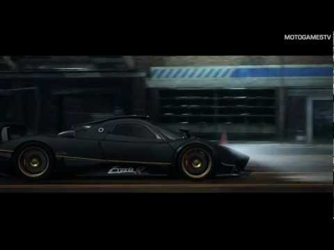 Need for Speed Most Wanted 2012 - Pagani Zonda R Gameplay