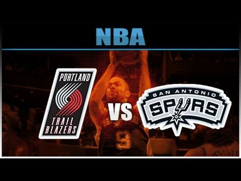 NBA Playoffs 2014 Portland Trail Blazers vs San Antonio Spurs 2nd round Preview Predicition