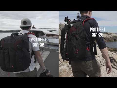 Pro Light 3N1 Backpacks - Short