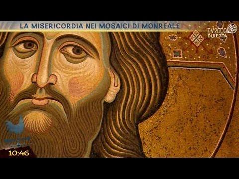 La misericordia nei mosaici di Monreale