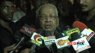 Ke Veeramani Leader of DK Pay homage to legendary Tamil poet and lyricist Vaali