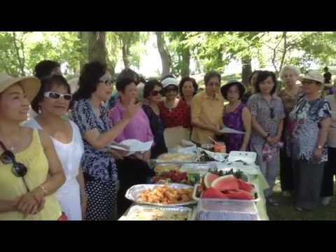 Picnic Hội Cap Niên VNCH Mississauga tại Richard's Memorial Park Lake Shoreroad ngày 23 7 2016