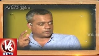 Director Gautham Menon about his Teachers and Parents