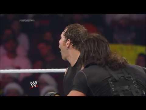 John Cena, CM Punk & Big E. Langston vs. The Shield: Raw, Dec. 23, 2013