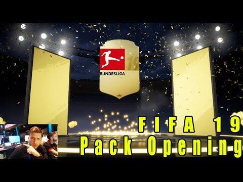 FIFA 19 Pack Opening - Castigam Cel Mai Bun Fundas Din Bundesliga !!!