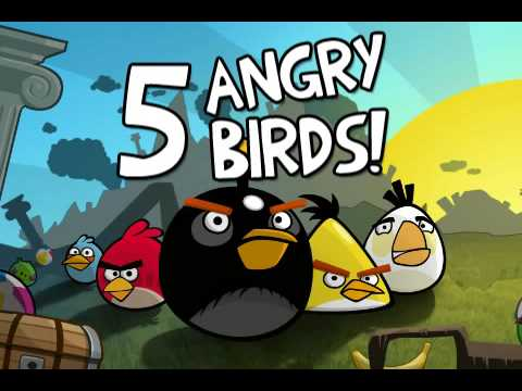 Angry Birds Mash'ems 2 Pack
