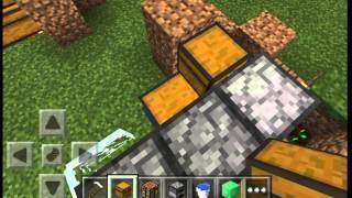 Hacer casa en Minercraft