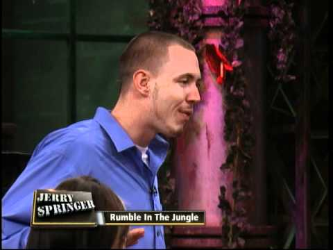 Jerry Springer nackt Rumble Videos