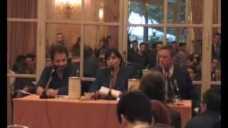 I Giorni del Coraggio (Defiance) Conferenza stampa con Daniel Craig e Edward Zwick/Part3 view on youtube.com tube online.