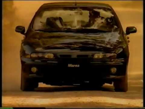 Video promocional do Fiat Marea na Itália