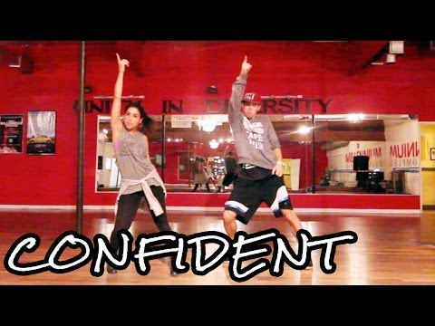 CONFIDENT - Justin Bieber Dance (Mobile Version) | @MattSteffanina Choreography - RoShaawn Cover