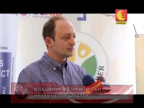 TV ORBIS CRPPR GI SPODELUVA ISKUSTVATA SO OPSTINI OD POLOSKIOT REGION 11 12 2013