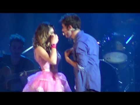 Violetta y León, Nuestro camino - Concierto Barcelona 29/11/13