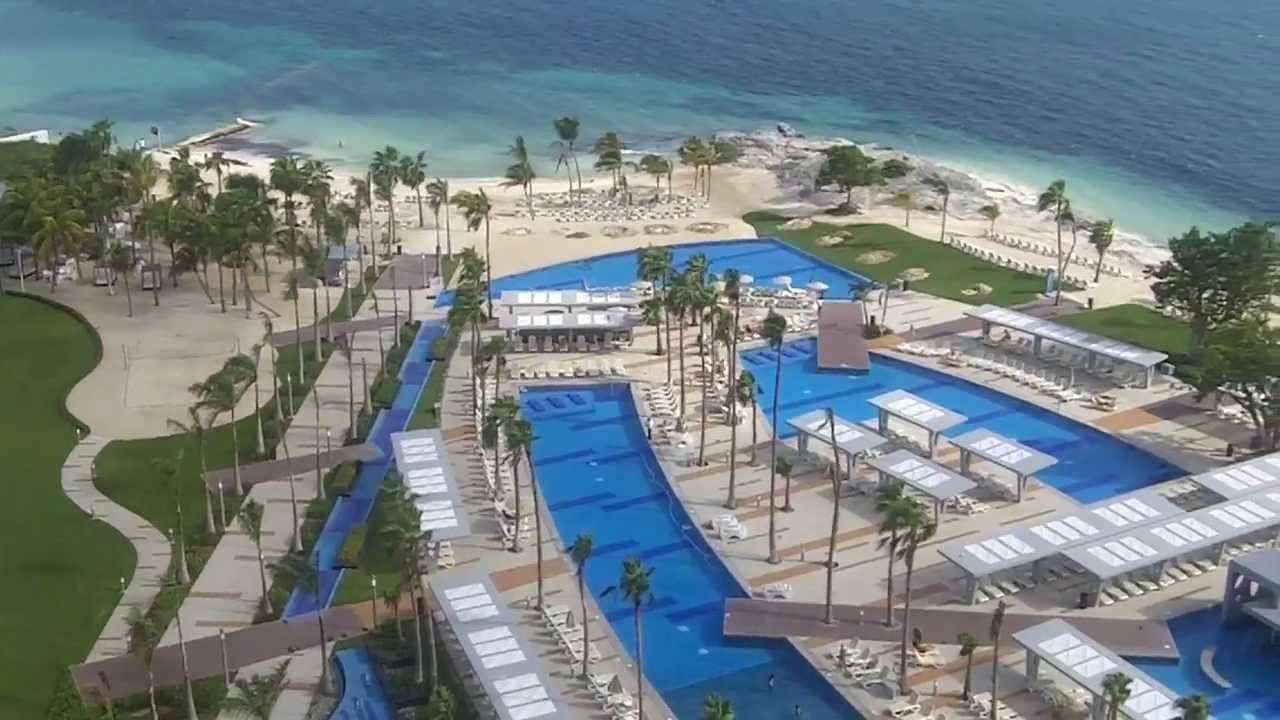 Riu Las Americas Beach Review