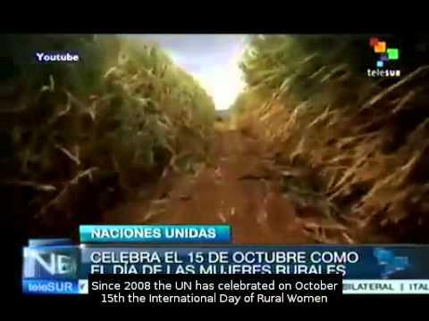 UN marks rural women's day