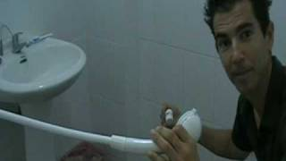 Shower And Toilet Combo In Thailand!