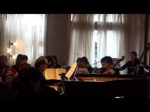 新垣隆 ピアノコンチェルトコンペティションの課題曲ハイドン