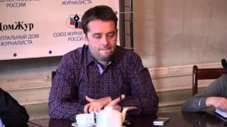 Соколов-Митрич в Московской школе журналистики - часть 2