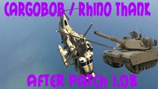 GLITCH GTA 5 Comment Avoir Le Cargobob Et Le Rhino Tank
