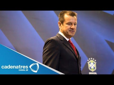 Dunga regresa como entrenador de la Selección Brasileña de fútbol
