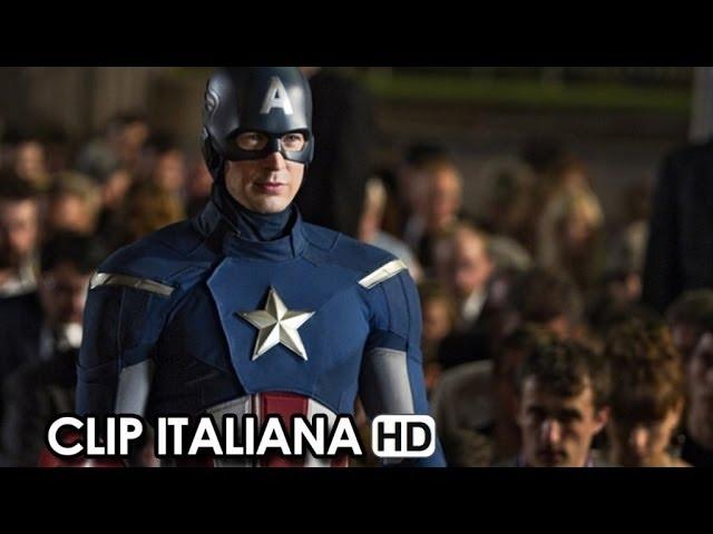 Captain America: The Winter Soldier Clip Italiana 'Come riconosciamo i buoni dai cattivi?' (2014)