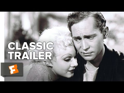 Reckless (1935) Official Trailer - Jean Harlow, William Powell Movie HD