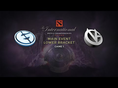 VG -vs- EG, The International 2014, Main Event, LB Final, Game 1