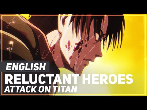 "ENGLISH ""Reluctant Heroes"" Attack on Titan (AmaLee), English cover of the song ""Reluctant Heroes"""