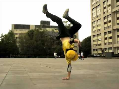 bboy borrego power move MEXICO