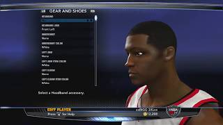 How To Create Andrew Wiggins In NBA 2K14