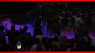 Undertaker (Retro) WWE 2K14 Entrance And Finisher