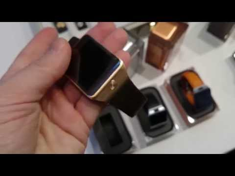 Hands On: Samsung Galaxy Gear 2 @ Mobile World Congress 2014