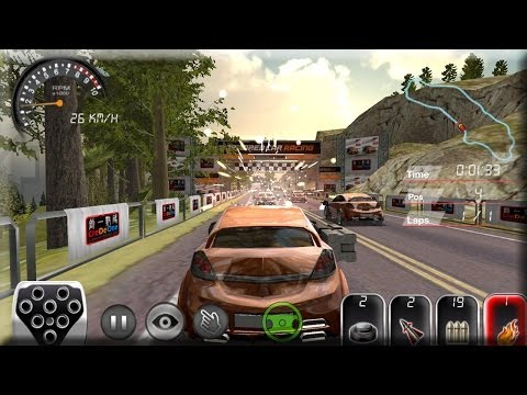 Armored Car HD - Android Gameplay HD