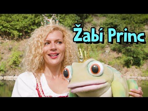 Smejko a tanculienka - Žabí princ