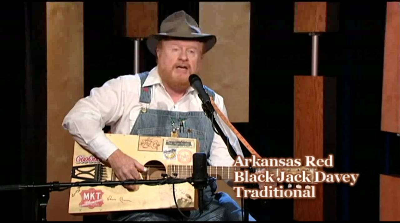 Youtube black jack davey