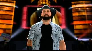 Bray Wyatt Makes His Entrance In WWE'2K14