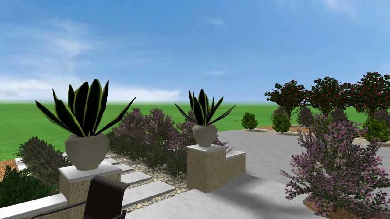 Design plan landscape design las vegas for Garden design las vegas