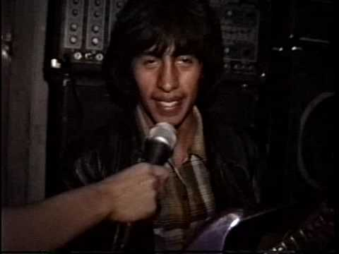 La Divina Comedia metal mexicano solo de guitarra año 1989