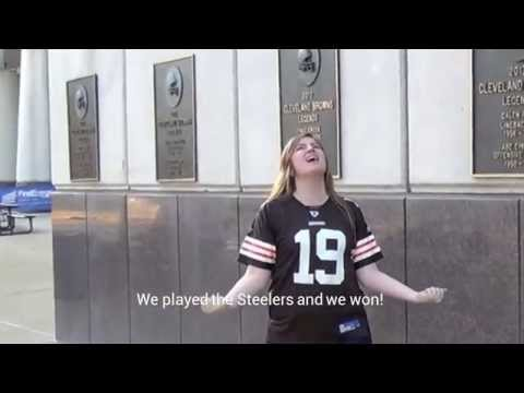 First Time in Forever: Cleveland Browns Edition